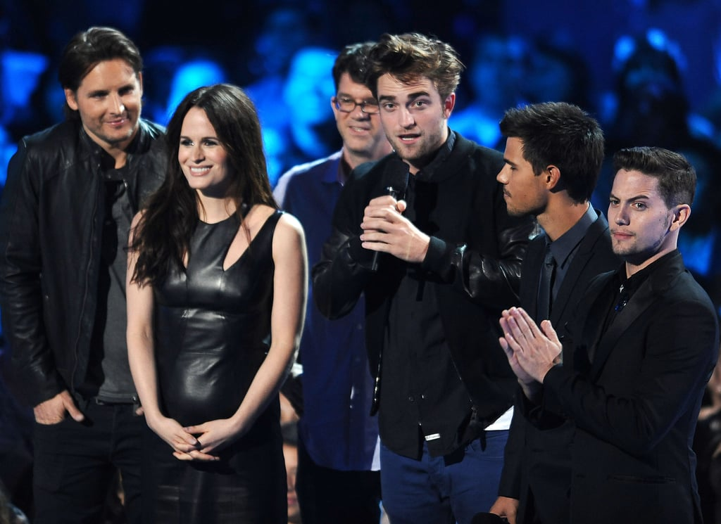 Robert Pattinson at the MTV VMAs 2012 | Pictures