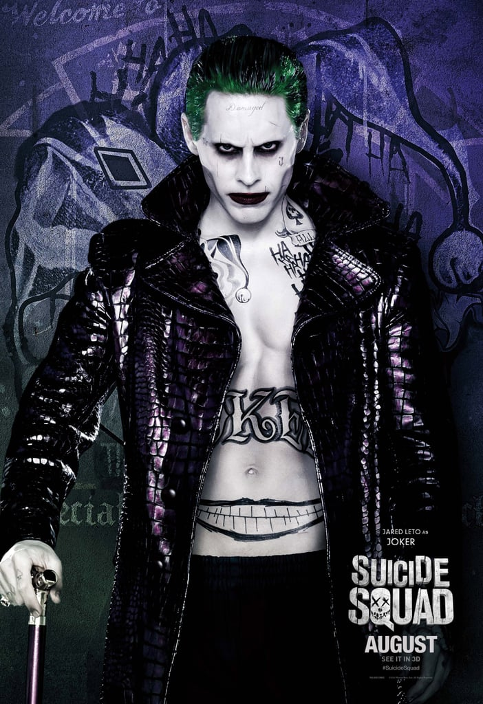 The Joker From Suicide Squad