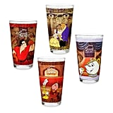 Beauty and the Beast Drinking Glass Set