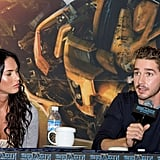 Shia and Megan Transformers 2