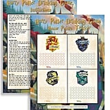 Download This Magical Harry Potter Drinking Game