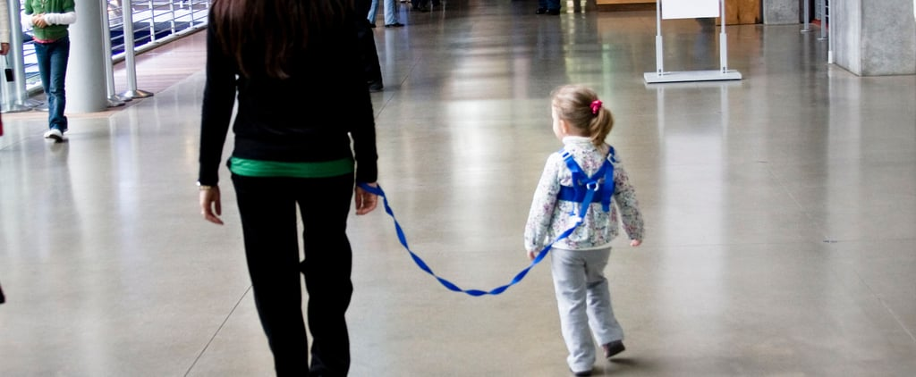 I Used to Judge Parents Who Put Their Kids on a Leash . . . Until I Had My Son