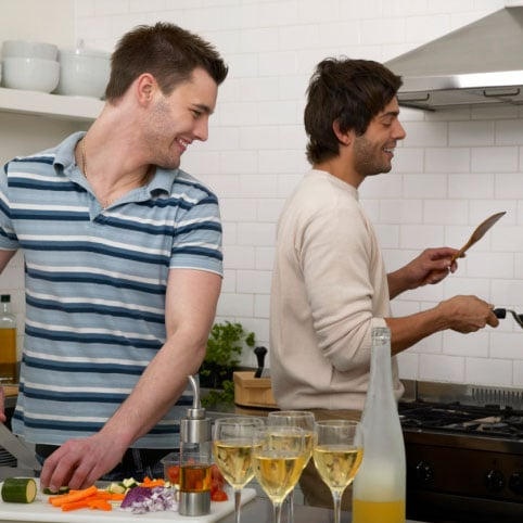 Do the Men in Your Life Cook?