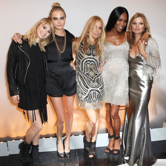 Kate Moss For Topshop Naomi Campbell Sienna Miller | Video