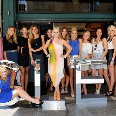 2012 Cleo Bachelor of the Year Judging Panel Lunch Celebrity Pictures