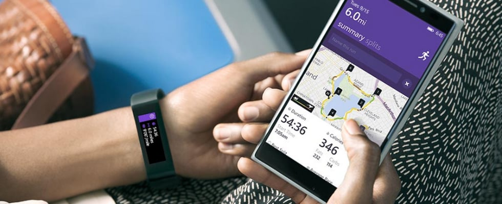 Microsoft's Smartwatch Wants to Get You Active