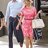 Reese Witherspoon Out in LA July 2016