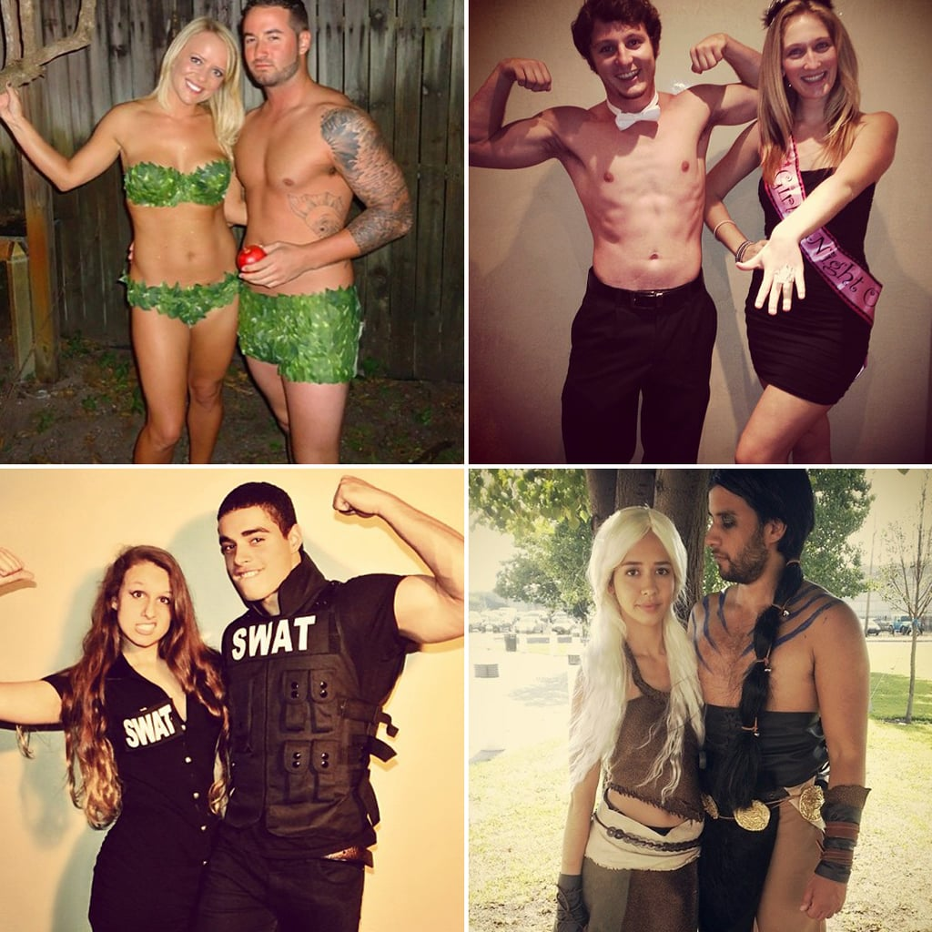 Sexy couple costumes ideas
