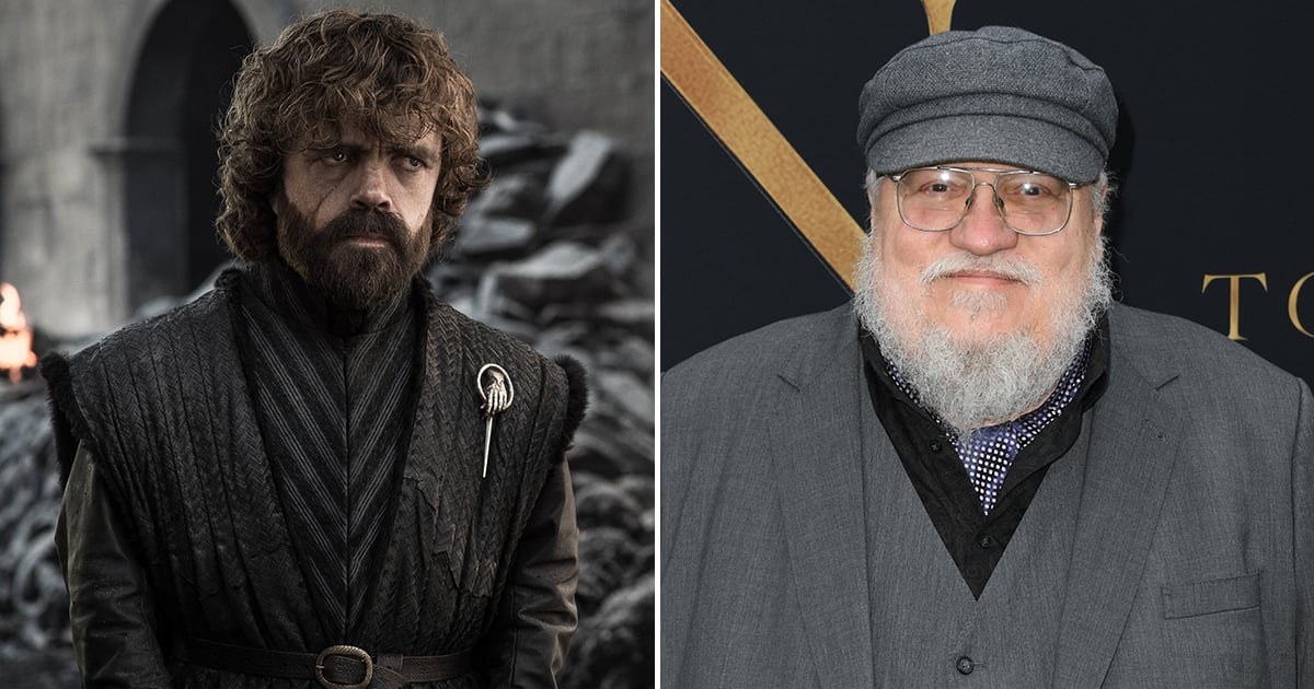 George R.R. Martin Swears the Game of Thrones Finale Won't Affect the Ending of His Books