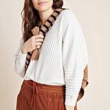 Anthropologie Karla Boat Neck Sweater