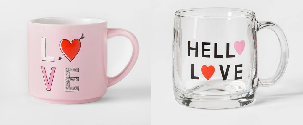 ICYMI, Target Has Absurdly Cute Valentine's Day Mugs For Just $3 — Yes, Really