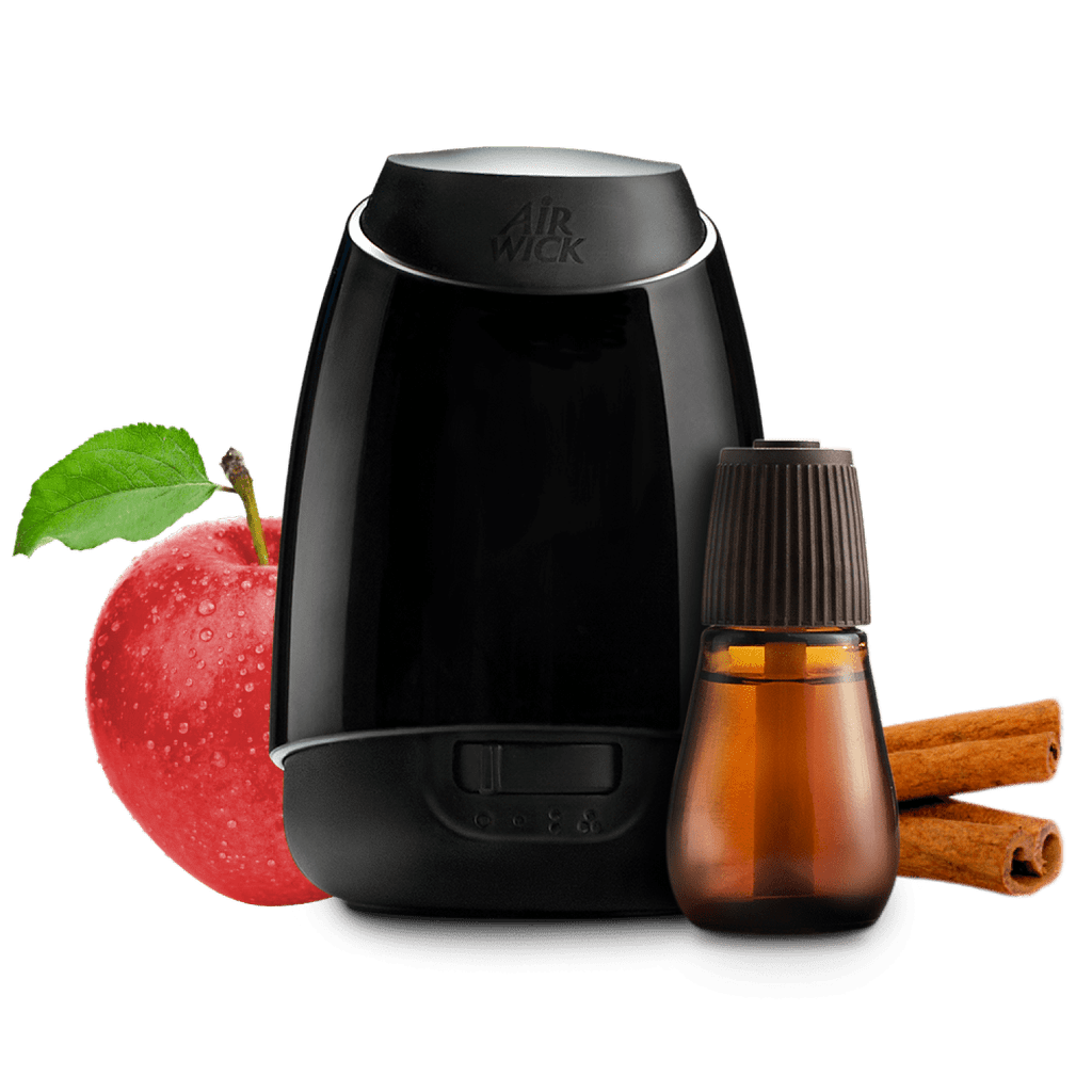 Air Wick Essential Mist Apple and Cinnamon Kit