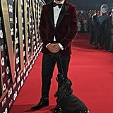 James Middleton and His Dog 2019 GQ Men of the Year Awards