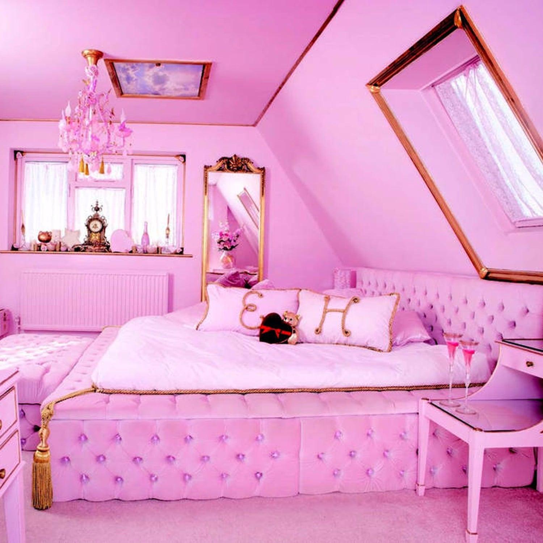 Eaton House Studio Pink Airbnb Popsugar Home Australia Photo 4