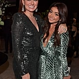 Pictured: Debra Messing and Sarah Hyland