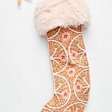 Marjorie Embroidered Stocking