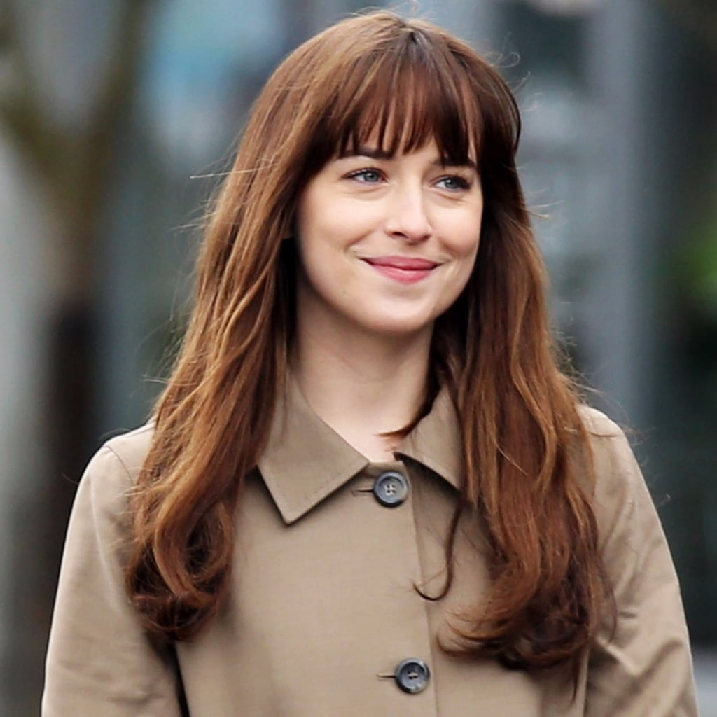 Associations apparence/type psychologique. Dakota-Johnson-Fifty-Shades-Darker-Set-Pictures