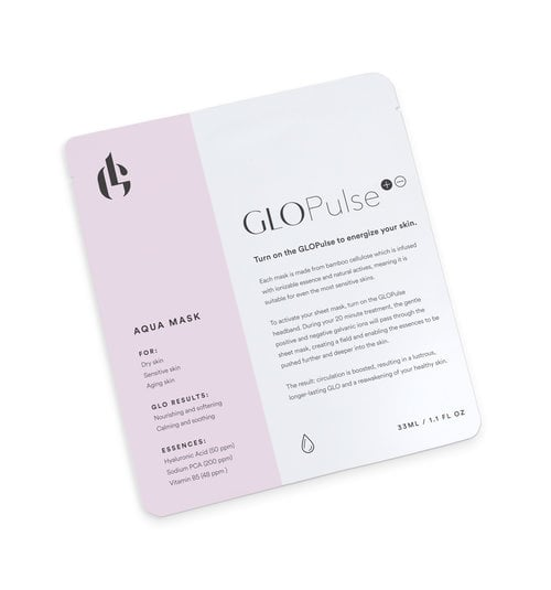 GloPulse Sheet Mask