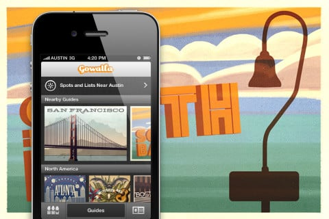 Download of the Day: Gowalla
