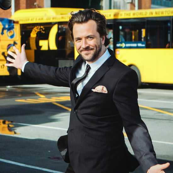 Darren McMullen Interview on Wellington and The Voice