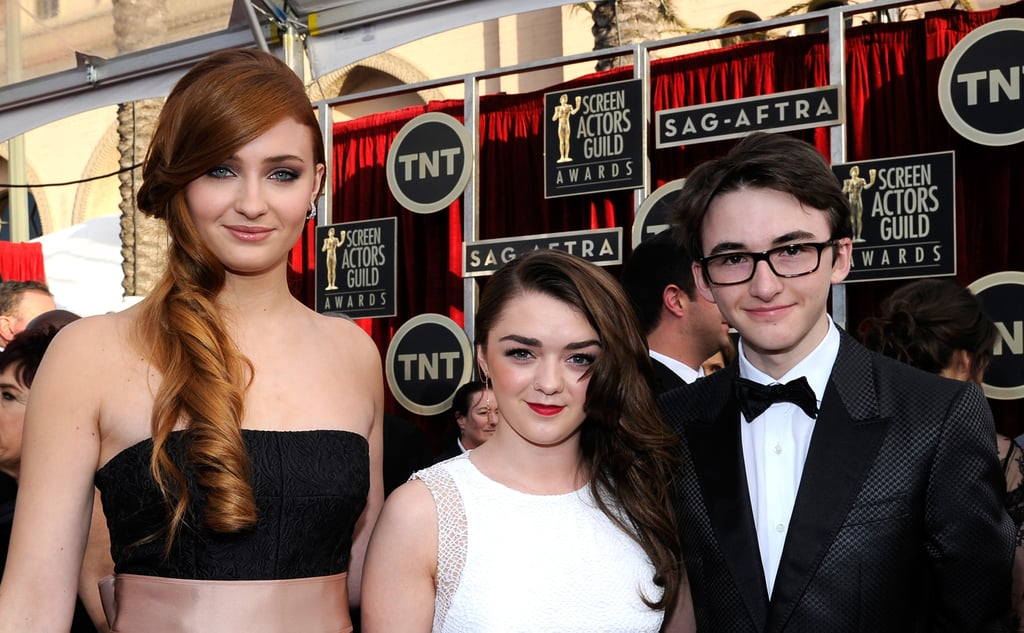 17 Photos of the Stark Siblings That Prove Blood Is Thicker Than Water (and Fire and Ice)