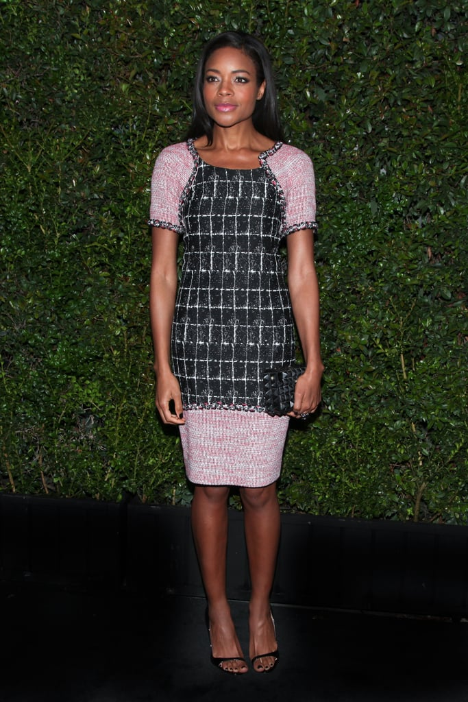 Naomie Harris at Chanel's Pre-Oscars Dinner