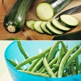 Zucchini and Green Beans