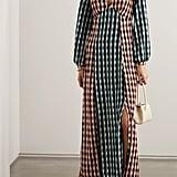 Rixo Phoebe Crochet-Knit Midi Dress ($466.61)