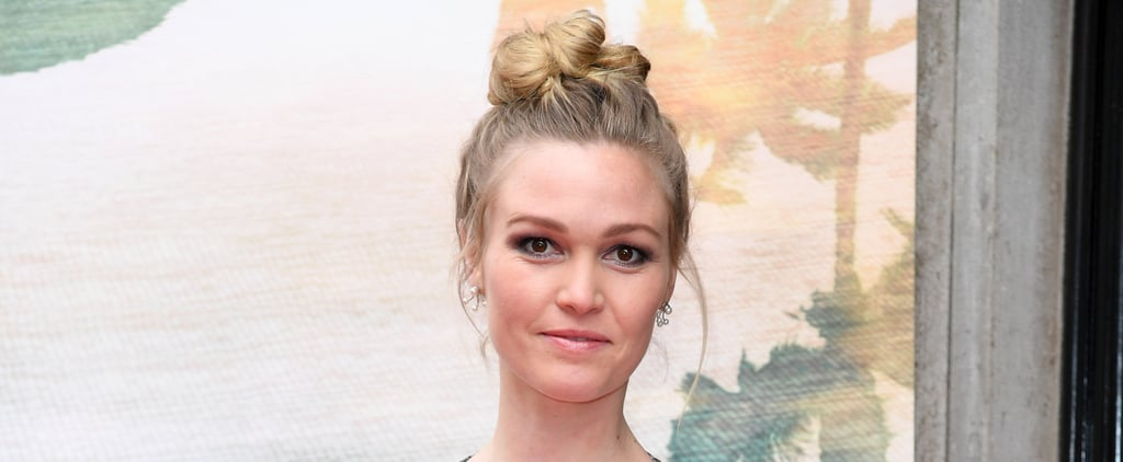 Julia Stiles Shows Off Her Growing Belly After Pregnancy Announcement