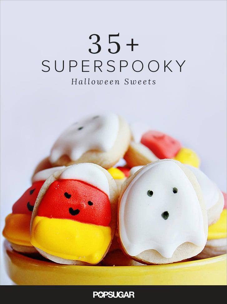 Halloween Cookie, Cake, and Treats