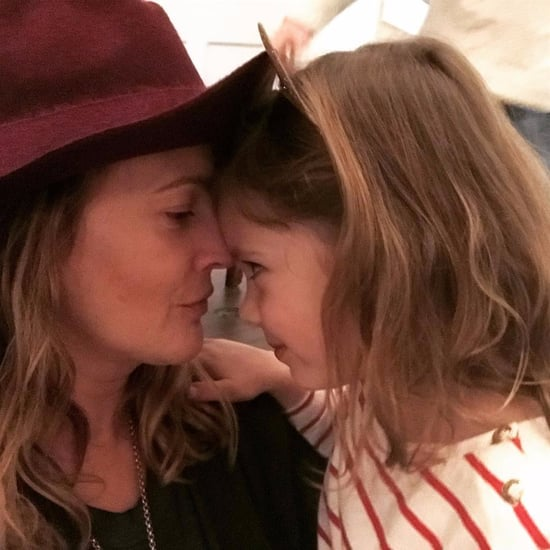 Drew Barrymore Thanksgiving Photos November 2017