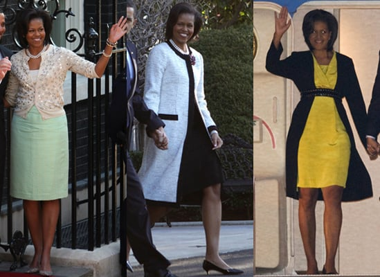 Michelle Obama's UK Wardrobe