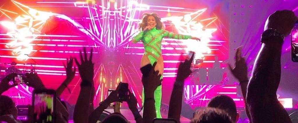Hoda Kotb Video of J Lo at Her Concert at MSG July 2019