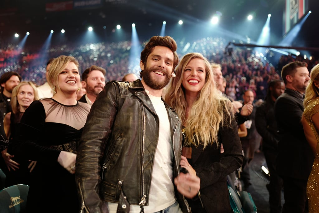Cute Pictures of Thomas Rhett and Lauren Akins