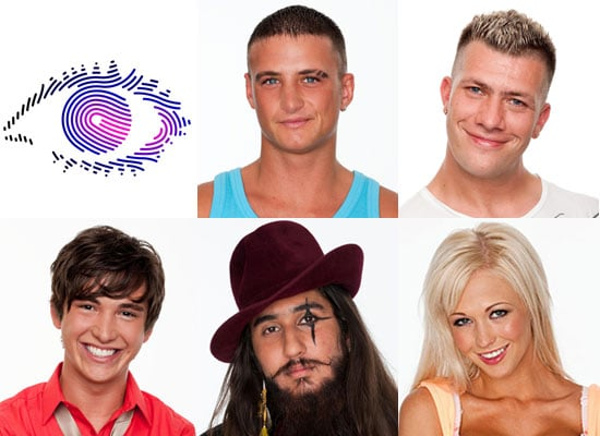 Photos of Big Brother 10 Finalists Charlie Drummond, Rodrigo Lopes, Sophie Reade, Siavash Sabbaghpour, David Ramsden