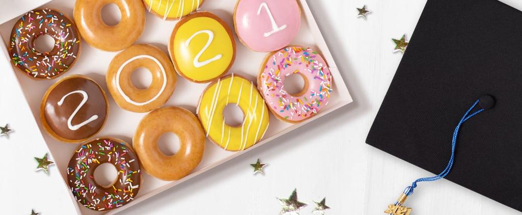 Krispy Kreme Is Giving Free Doughnuts to Graduates in 2021
