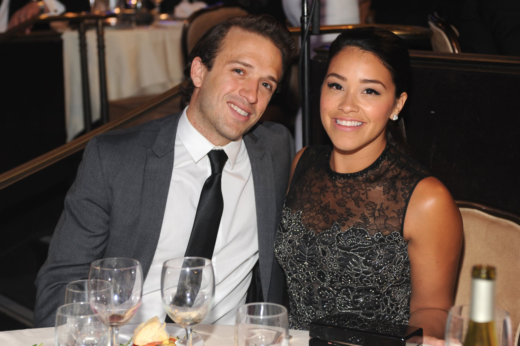 Gina rodriguez and henri esteve break up popsugar latina