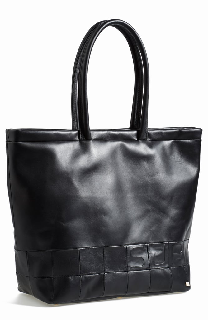 Greenwich Tote in Black, $495
