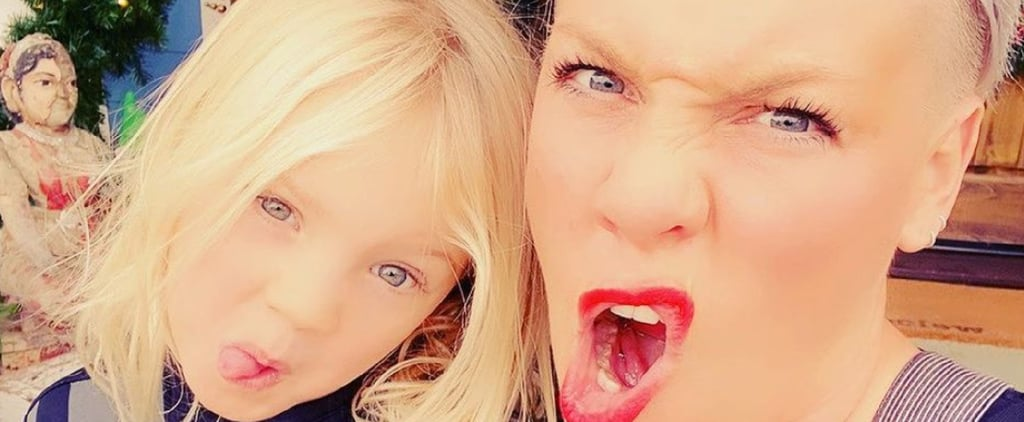 Pink's Sweet Message For Her Son Jameson's Fourth Birthday