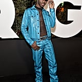 Who says mesh is so '00s? Lil Nas X brought back the trend during the GQ Men of the Year event.