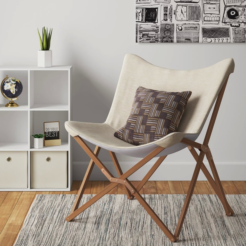 Wood Butterfly Chair
