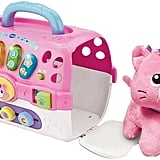 Vtech Cosy Kitten and Carrier