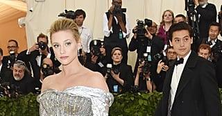 Lili Reinhart's Met Gala Dress Showed So Much Leg, Even Cole Sprouse Raised an Eyebrow