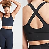 Athleta Warrior Longline Bra