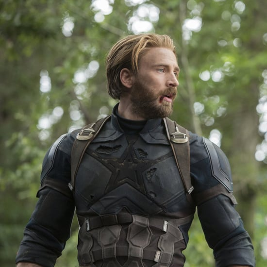 Chris Evans Tweet About Being Done Playing Captain America