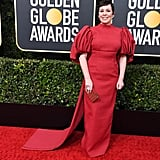 Olivia Colman at the 2020 Golden Globes