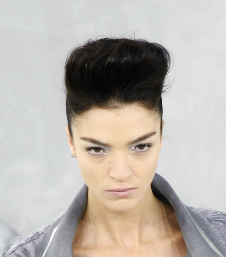lee stafford hair styles autumn winter catwalk trend hair style quiff how to do a 2805 | Autumn Winter Catwalk Trend Hair Style Quiff How Do Quiff Expert Advice from Lee Stafford