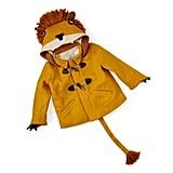 Luxe Lion Coat
