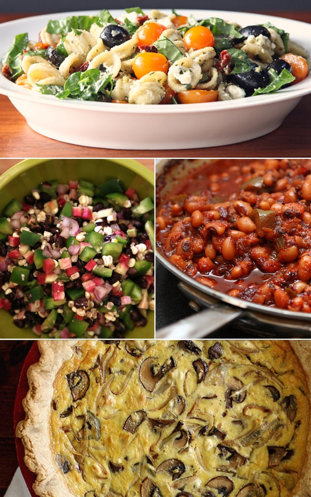 Vegetarian Work Lunch Recipes