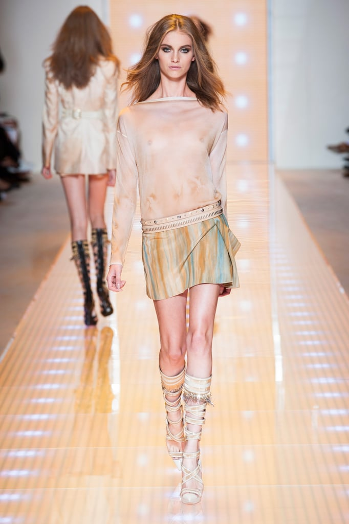 Versace Spring 2013 | Pictures